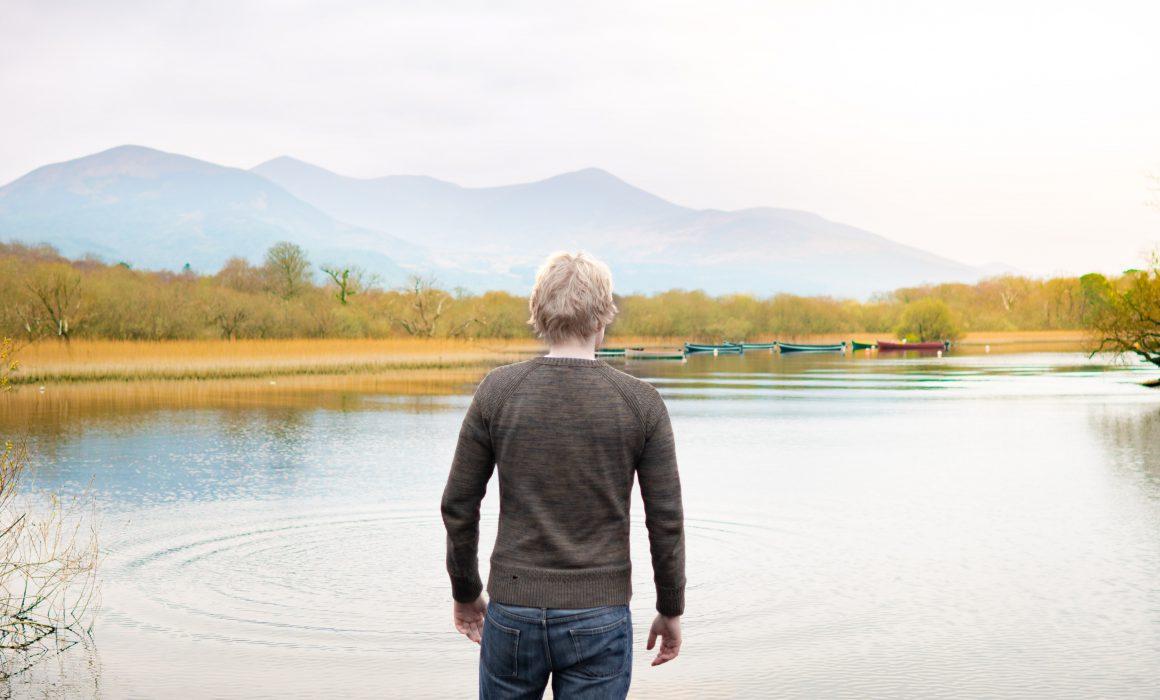 Rejseblog Eventyrmand billede fra irland Alexander Valeur killarney national park rejsecitater