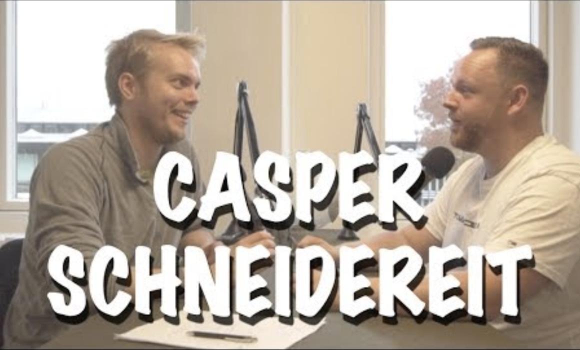 Casper Schneidereit FIRE BlueLobster